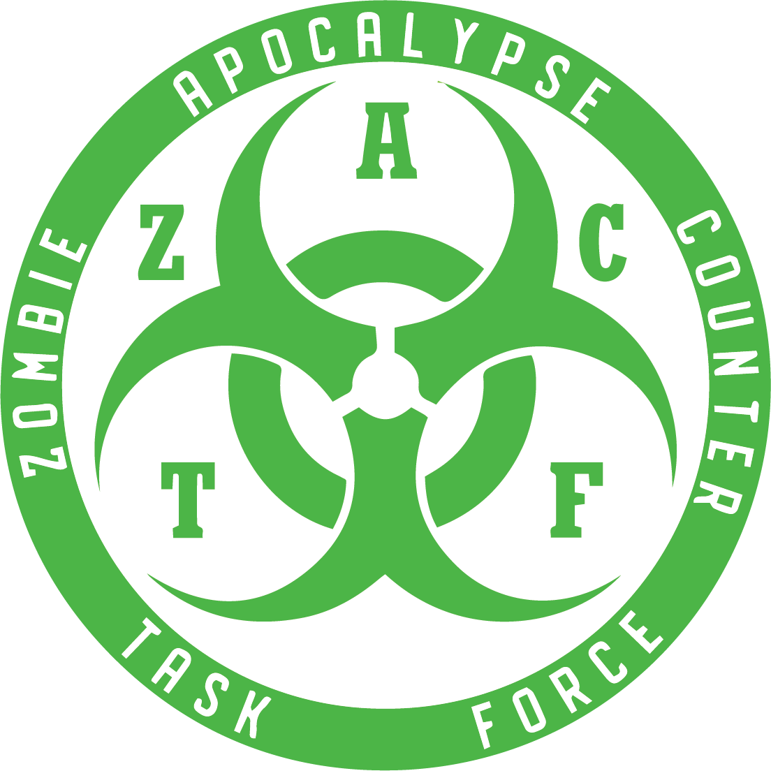 Zombie Apocalypse Counter Task Force